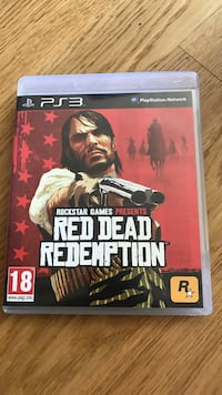 Red dead redemption PS3  Malmö