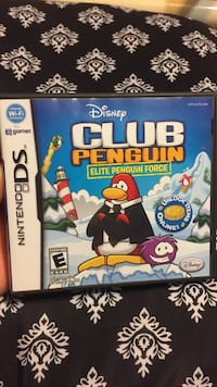 Club Penguin for Nintendo DS