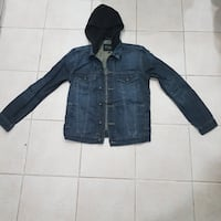 GUESS Denim Jacket (Removable Hood) Mississauga
