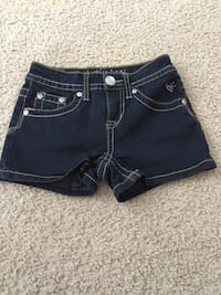 Justice kids shorts, size 7, new without tags Frederick, 21704