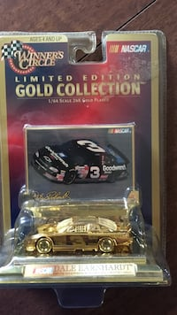 Winners circle limited edition gold collection dale earnhardt Washington, 15012