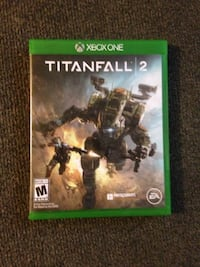 Xbox one titanfall 2 game and case  Tulsa, 74136