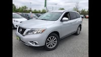 2014 Nissan Pathfinder 7passenger back up camera certified Toronto