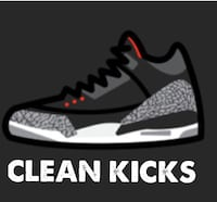 Clean Kicks shoe restoration and cleaning Virginia Beach