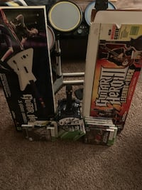 Xbox 360 games and rock band Howell, 48843