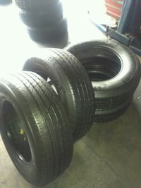 four vehicle tires Whittier, 90605
