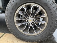 Colorado ZR2 Rims BRISTOW