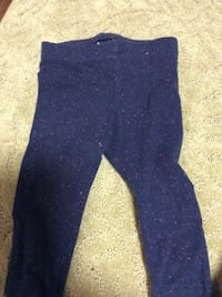 blue pants with dots on them 12 m  Rockville