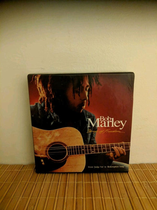 BOB MARLEY BOX SET