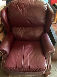 Leather Chair Wilmington
