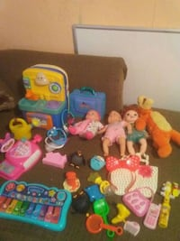 toddler's assorted toys Bakersfield, 93307