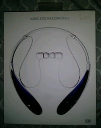 White and Purple Logitech Bluetooth Headset Indianapolis, 46226