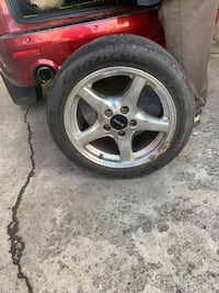 Tire and rims for sale