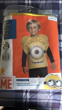Despicable me minion costume Rockville, 20852