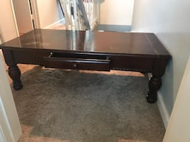 Coffee Table/End Table/Barstools etc. - $60