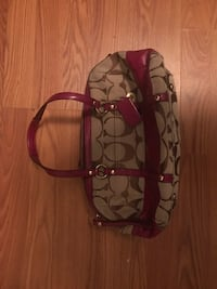 Authentic Coach Purse  Myrtle Beach, 29579