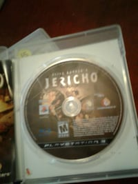 jericho playstation 3 game Chicago, 60609