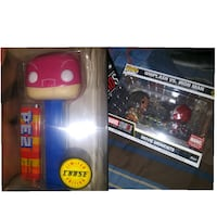 Funko pop chase and ironman Donna, 78537