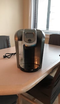 black and gray Keurig coffeemaker Arlington, 22202