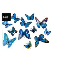 3 D butterfly decals/stickers/magnets/decor Pickering, L1V 1A2