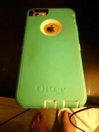 green Otter Box iPhone case Des Moines, 50316