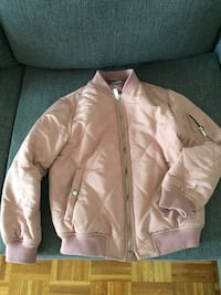 Girl's Jacket size 9/10 light pink Montréal, H1E 3K4