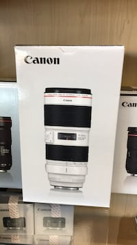 Canon 70-200mm 2.8 V III Down Payment  2260 mi