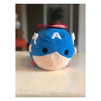 Medium Captain America Tsum Tsum  Vancouver