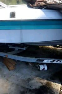 Blue water boat no motor or drive and ex loader tr University Place, 98466