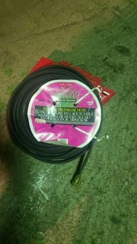 black coated wire