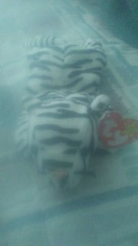 blizzard the tigerthe beanie baby  Murray, 84123