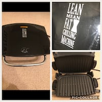 George Foreman Grill Vancouver