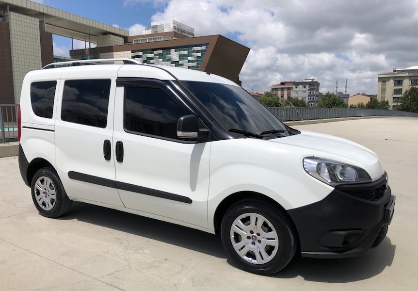 2016 Fiat Doblo Panorama 54645d05-d389-4721-a804-acb401f3438a