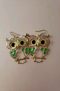 Owl Earings Coquille, 97423