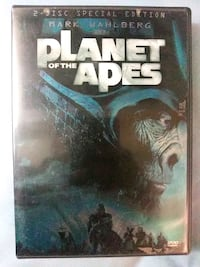 Planet of the Apes dvd Baltimore