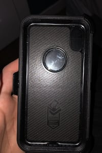 Otter box case for iPhone X