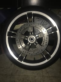 2016 road glide tires