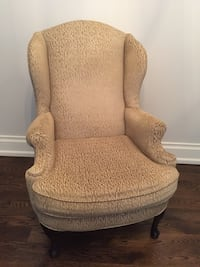 2 library chairs in brand new condition asking 150.00 each Toronto, M6L 1R7