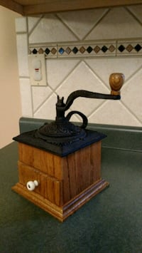 Reproduction Coffee Grinder