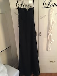 women's black sleeveless dress Toronto, M1P 5E4