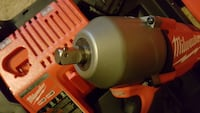 """MILWAUKEE FUEL IMPACT WRENCH KIT""""NEW"""" Riverdale Park, 20737"""