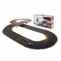 Real robotic Supercars in Anki OVERDRIVE racing car set with track- all working parts Chesapeake