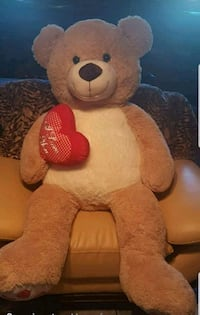 brown and red bear plush toy Azusa, 91702