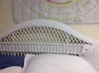 White wicker daybed Culver City, 90230