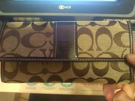 COACH WALLET(Authentic)
