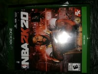 NBA 2K20 only had it a week. $30 firm! Kitchener, N2M 5G6