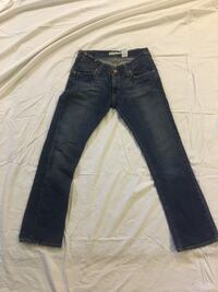 blue denim jeans and black pants Edmonton, T5M 2Y1