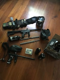 Paintball guns and equipment Southern Pines, 28387