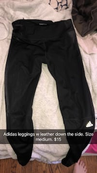 Black and white nike sweatpants Ottawa, K1H 6G7