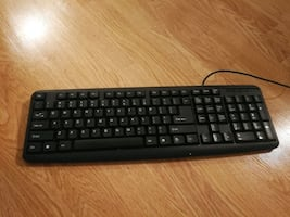 USB keyboard for computer